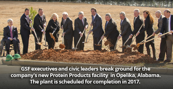 Opelika Ground Breaking Photo and Caption